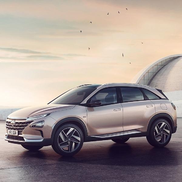 Hyundai Nexo Raih Bintang Lima dari Euro NCAP