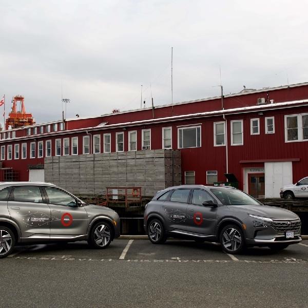 Hyundai Rilis Nexo di Kanada
