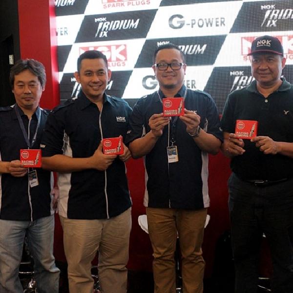 NGK Busi Racing Mulai Dijual 1 September 2017