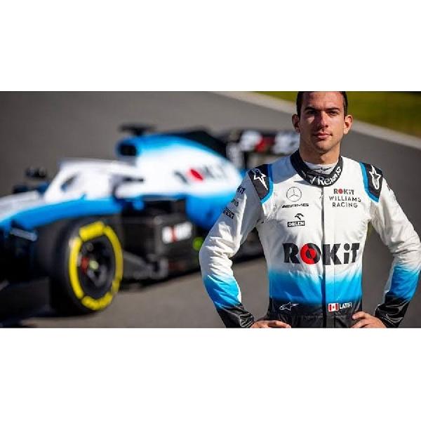 F1: Nicholas Latifi Percaya Diri Jelang Debut di Formula 1