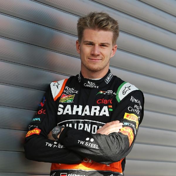 F1: Keraguan Nico Hulkenberg dijawab manis Force India