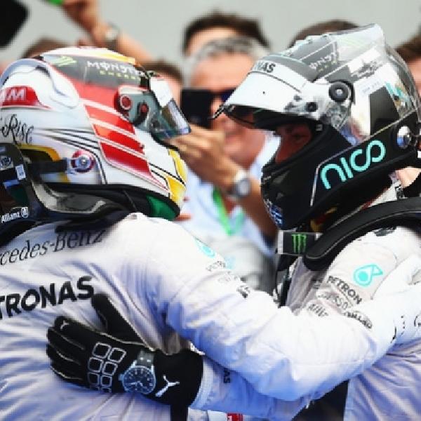 Hamilton & Rosberg akan hadir di Goodwood Festival of Speed 2016