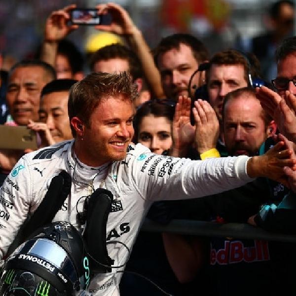 F1: Kepergian Nico Rosberg Membuat Mercedes Sedikit Frustasi