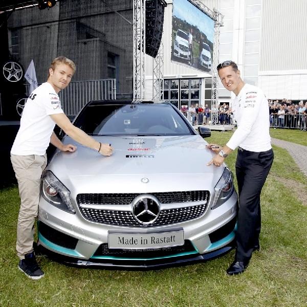 F1: Nico Rosberg jadi Brand Ambassador Mercedes 2017