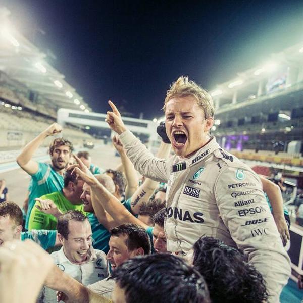 F1: Nico Rosberg Tinggalkan Formula 1 di Puncak karirnya