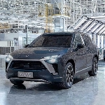 Nio Rayakan Produksi Mobil ke-100 Ribu