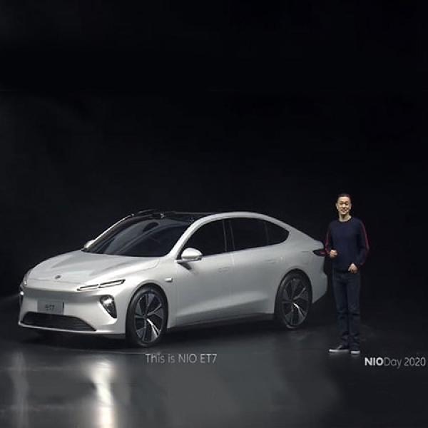 Nio, Saat Ini Berada di 'Posisi yang Baik' Untuk Mengejar Tesla