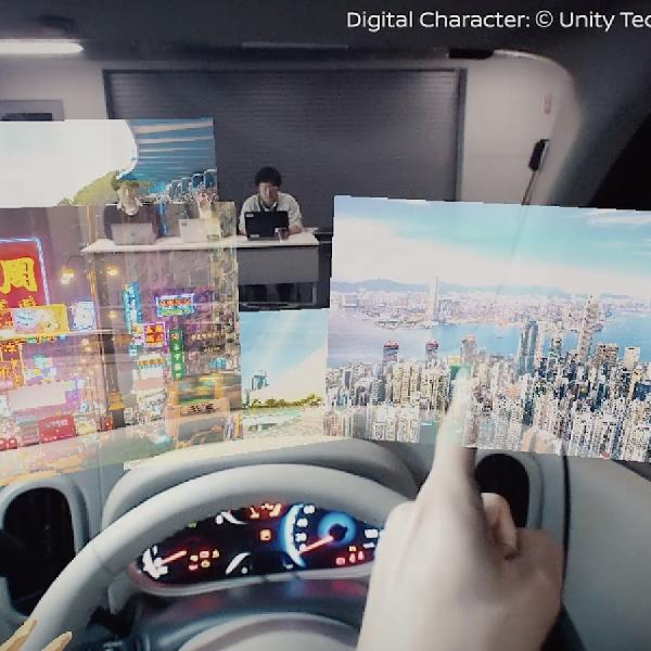 Nissan Perkenalkan I2V dan Omny Sensing Technology di CES 2019