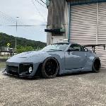 "Nissan 350Z ""Slantnose"" Terlihat Seperti Baby Porsche"