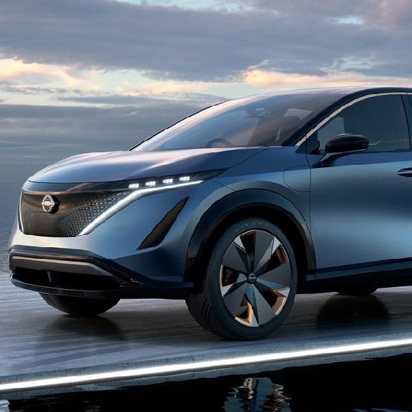 Dua Hari Lagi, Nissan Menghadirkan Mobil Listrik Ariya