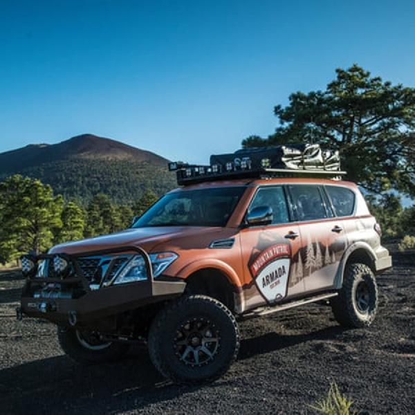 Nissan Armada Mountain Patrol, Buat Pecinta Offroad dan Petualang Gunung
