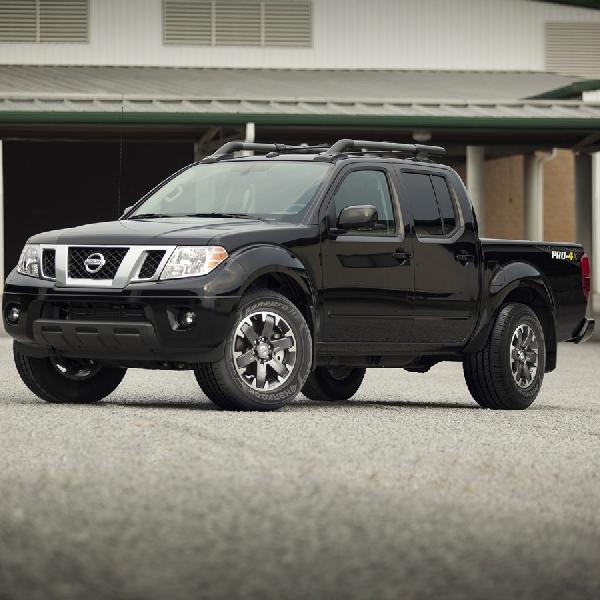 Nissan Frontier Resmi Gunakan Hankook