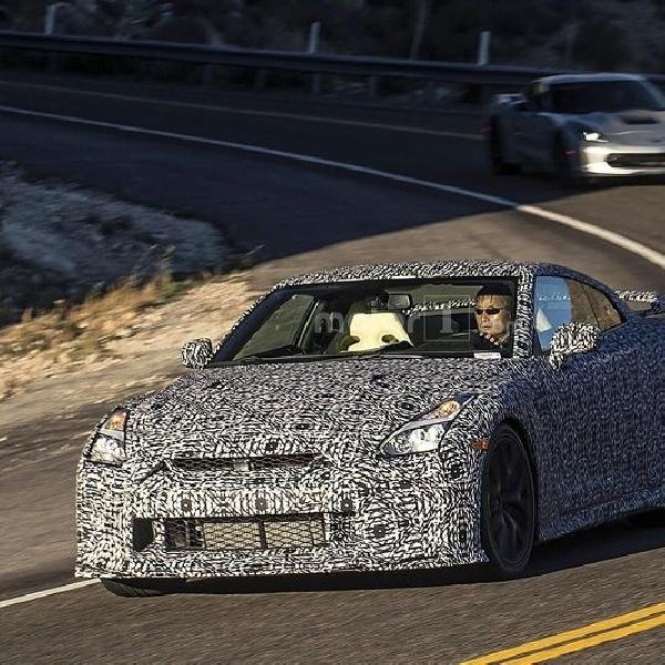 Nissan GT-R Terbaru Mulai Terbidik Kamera