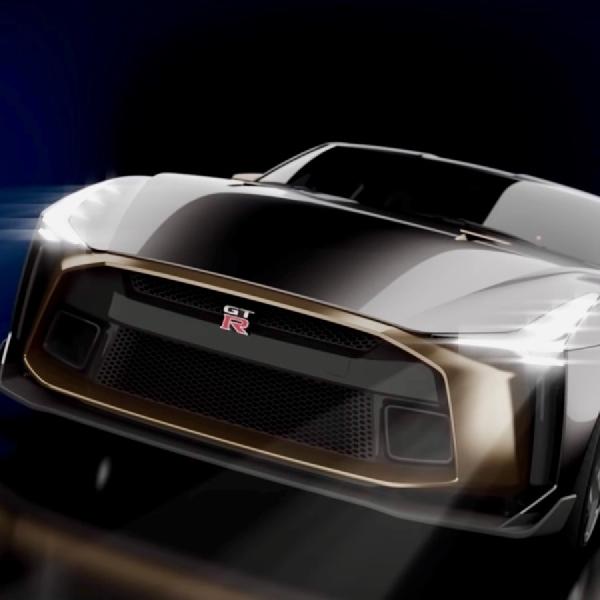 Nissan GT-R50 Rayakan Ulang Tahun ke-50 GT-R