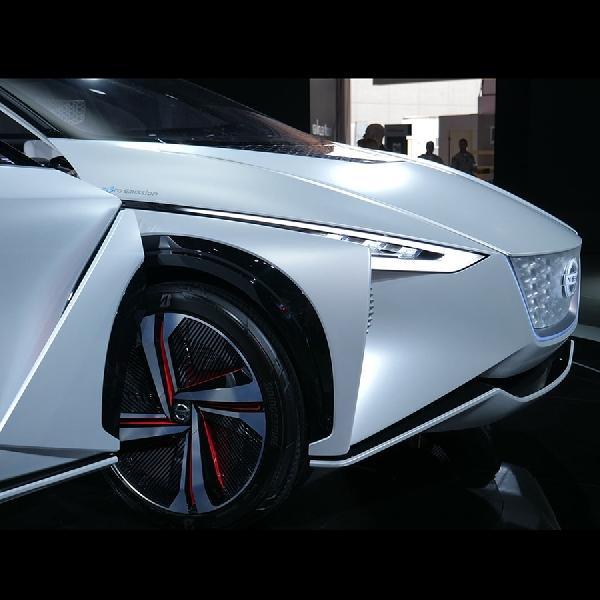 Dalam Waktu Dekat, Nissan IMx Concept Akan Masuk Produksi