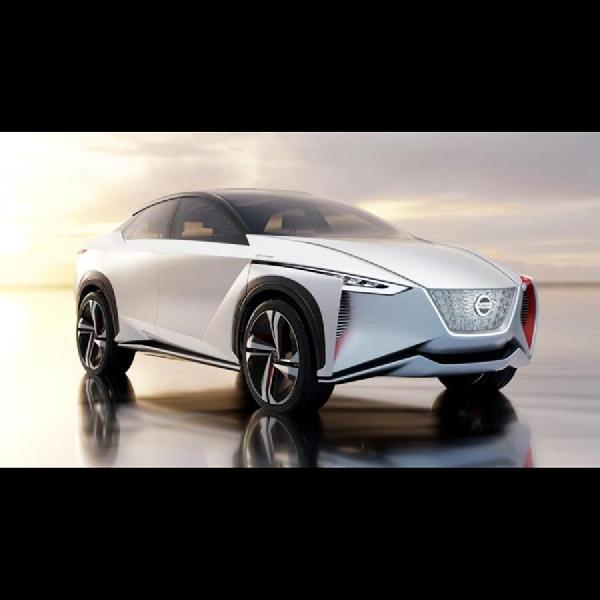 Nissan Kenalkan Suara Canto, Mobil Listrik Masa Depan