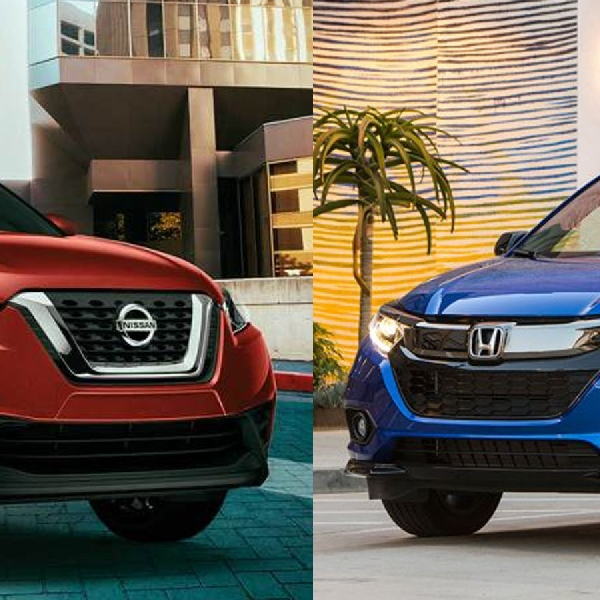 Nissan Kicks 2020 vs Honda HR-V 2021: Mana yang Lebih Baik?
