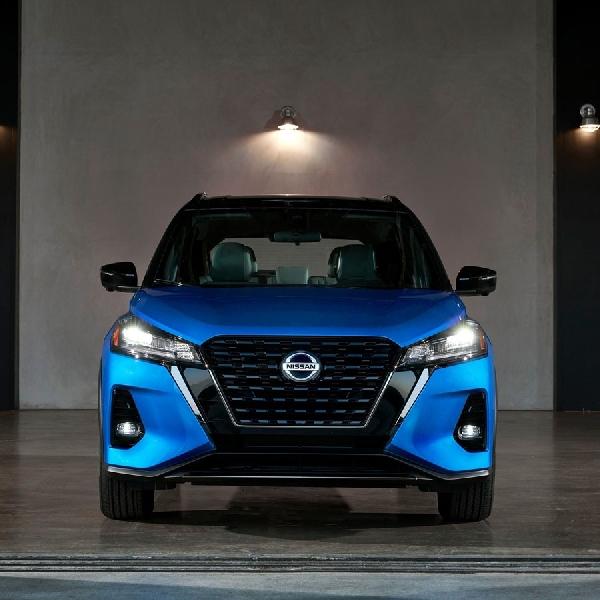 Nissan Kicks 2021 Siap Meluncur Dengan Tampilan dan Teknologi Lebih Banyak