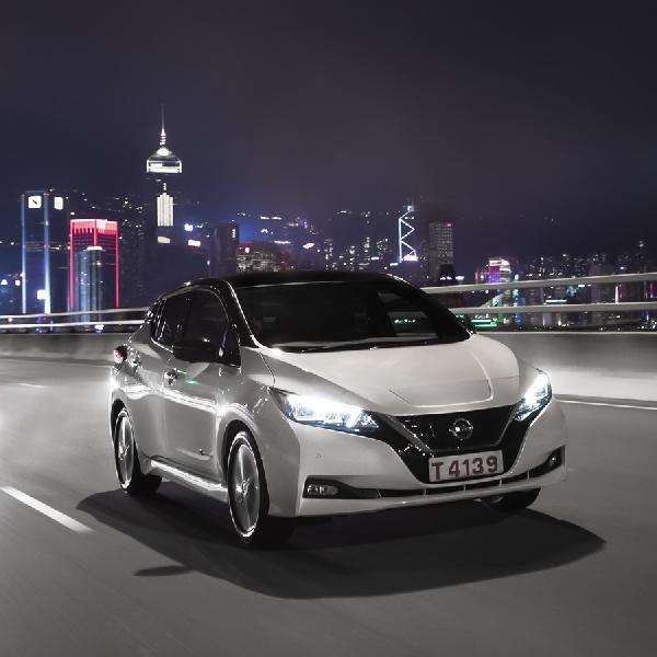 Mobil Listrik Nissan Akan Segera Hadir di Indonesia