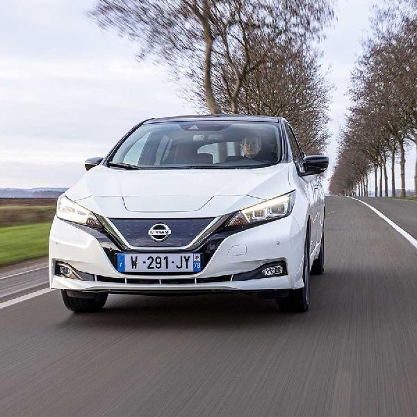 Nissan Luncurkan Edisi Khusus Leaf10 Terinspirasi Dari Ariya