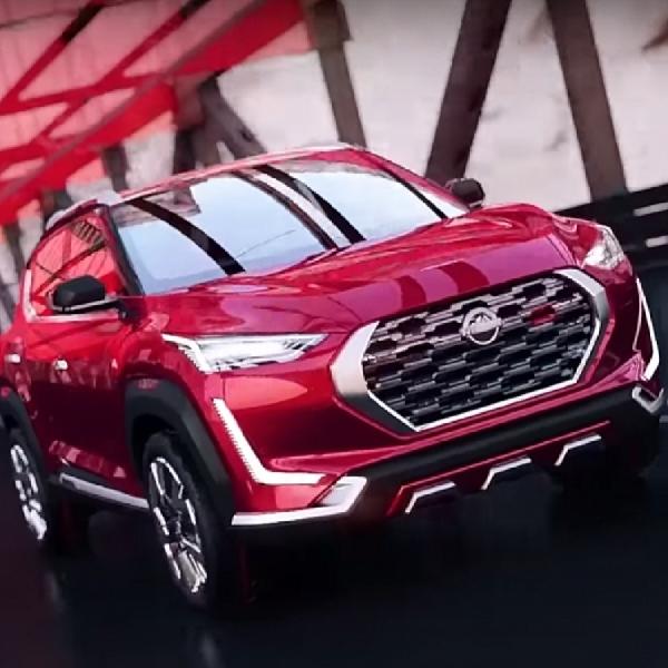 Nissan Ungkap Interior Konsep Magnite B-SUV