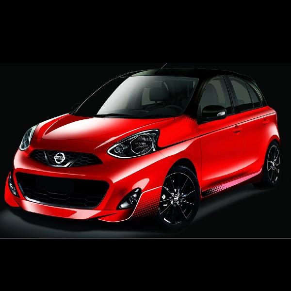 Nissan March Midnight Edition akan Dikenalkan Bulan Depan