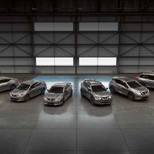 Nissan Midnight Edition - Strategi untuk Pikat Konsumen