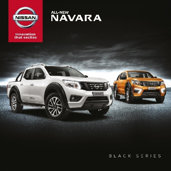 Nissan Navara Black Series Dijual Mulai dari Rp 361 Juta