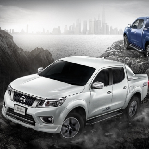 Paket Aksesoris Sportech untuk Nissan Navara Terbaru
