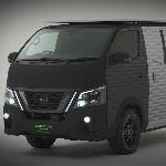 Konsep Van 'Kantor' dari Nissan, Buat WFH?