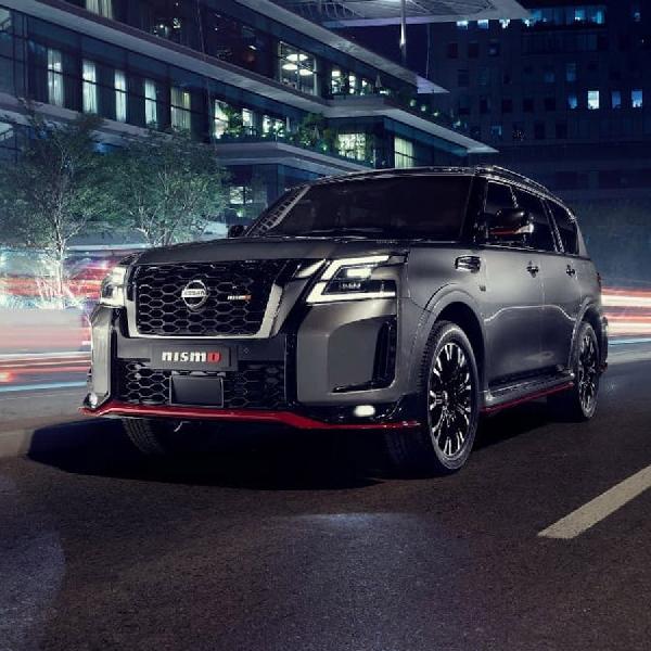 Nissan Patrol NISMO 2021 Memulai Debutnya