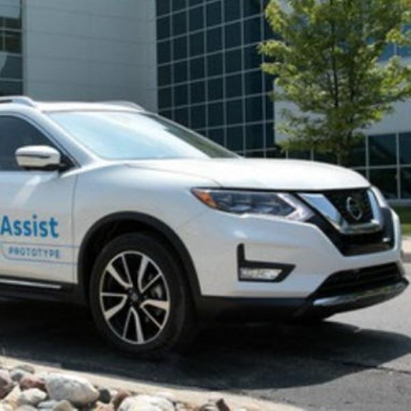 Nissan Patenkan Software Otonomnya
