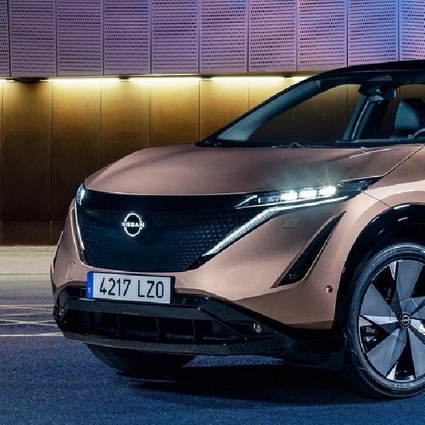 Nissan Rancang Crossover Juke Listrik Berukuran Kecil
