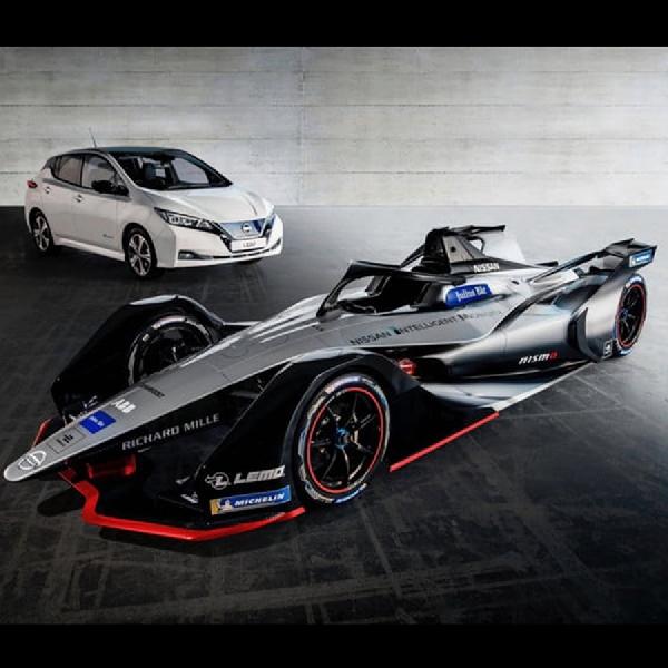 Nissan Bakal Terjun di Formula E Melanjutkan Jejak Tim Renault