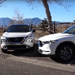 Torture Test Nissan Rogue 2021 vs Mazda CX-5 AWD 2021