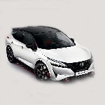 Rendering Nissan Rogue Sport Nismo Berdasarkan New Qashqai Crossover