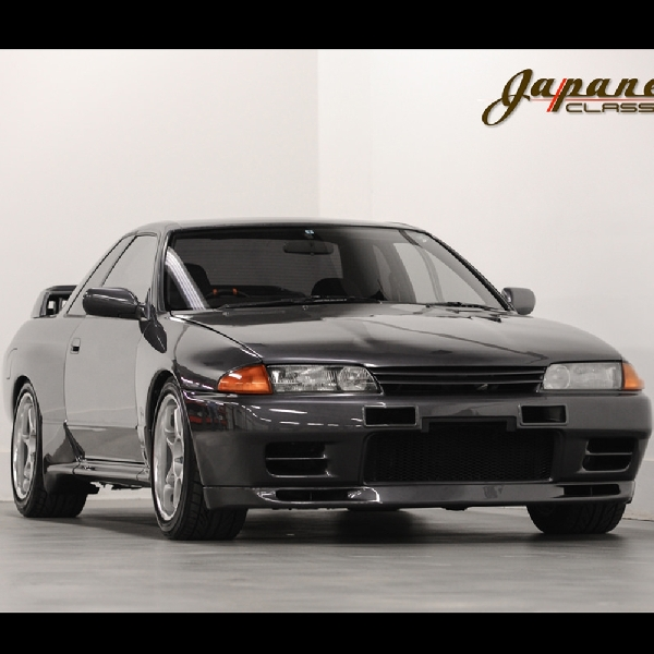 Nissan Mulai Produksi Suku Cadang Skyline Classic