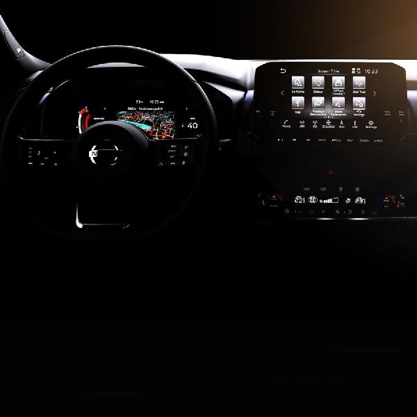 Nissan Ungkap Interior Qashqai 2021 Lebih Awal, Semuanya Nyaris Lebih Besar