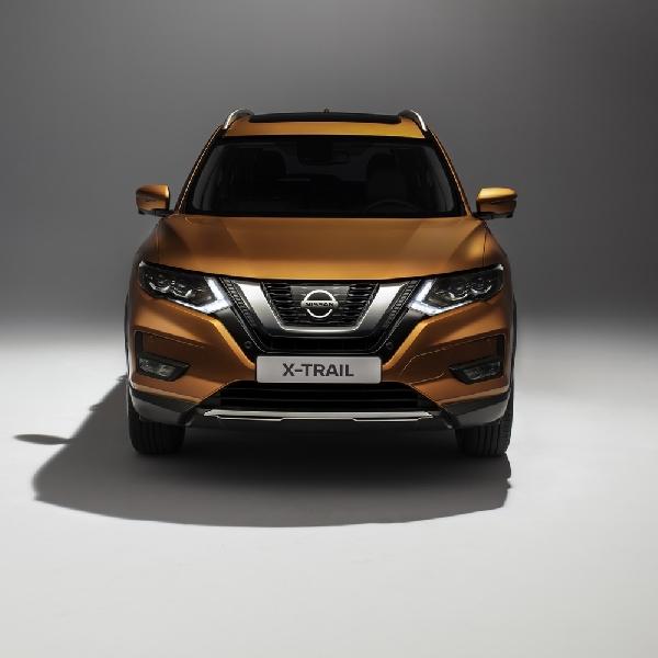 Nissan X-Trail Teranyar Akan Dibekali Teknologi Semiotonom