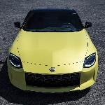 Nissan 400Z  2021 Merujuk Gambar Paten  Versi Industri