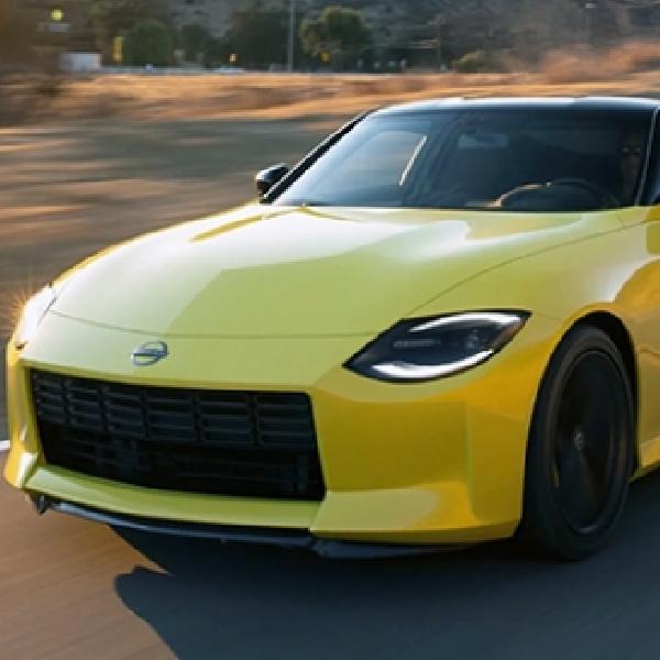 Nissan Z 2022 Mungkin Hadir Dalam Versi Balap Nismo Dan GT4
