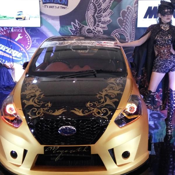 NMAA Datsun Live Modz Show Off 2016
