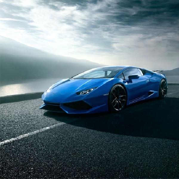 Paket Modifikasi Paling Ekstrim Buat Lamborghini Huracan