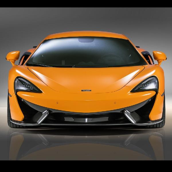 Modifikasi Novitec Tingkatkan Potensi McLaren 570S
