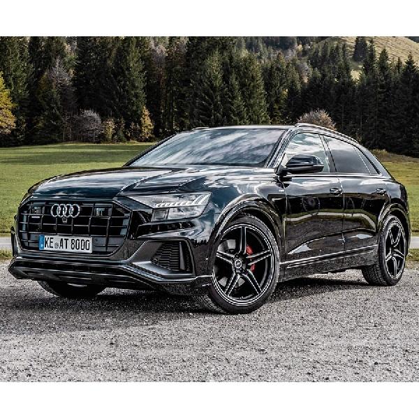 Audi Q8 Plug-in Hybrid Siap Meluncur Tahun Ini