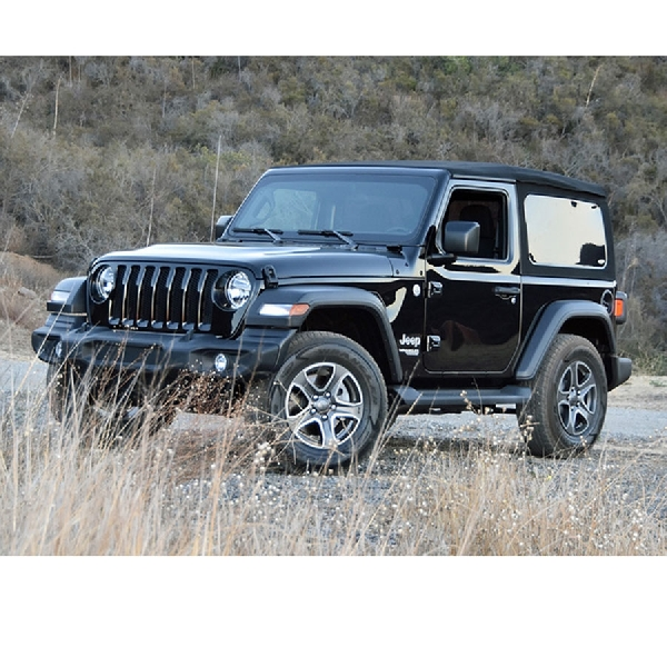 Berminat dengan Jeep Wrangler JL? Silahkan Tunggu Selama Berbulan-bulan