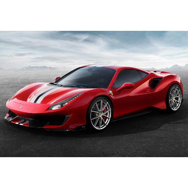 Ferrari Bakal Buat 488 Jadi Mobil yang Ramah Lingkungan