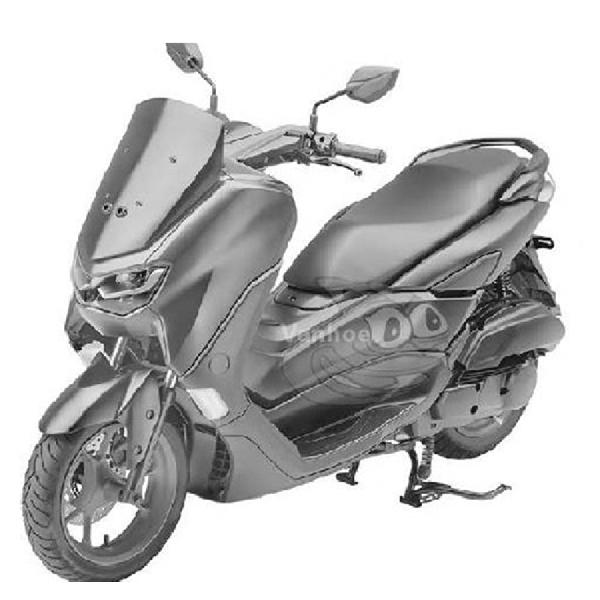 Jika Benar Ini Yamaha NMAX Baru, Maka Ia Layak Disebut Sebagai Baby XMAX