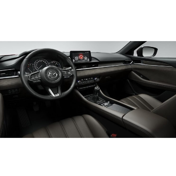 Mazda6 Tak Punya Lagi Pilihan Transmisi Manual