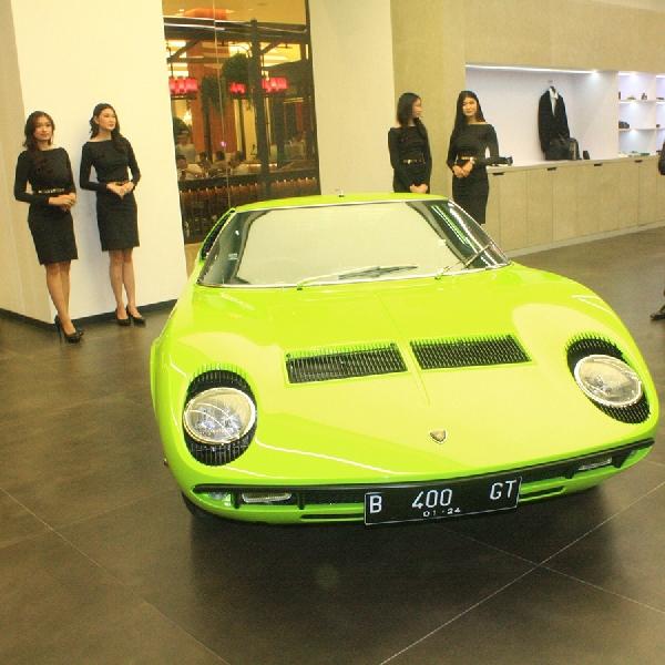 Lamborghini Miura S, Supercar Klasik dengan Karisma dan Harga yang Tak Ternilai